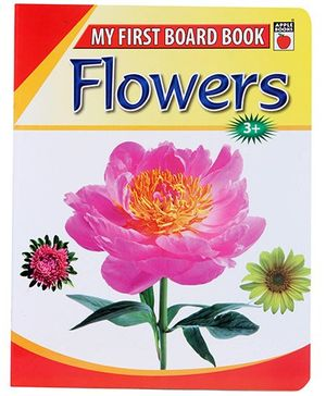 Apple Books - My First Board Book Flowers