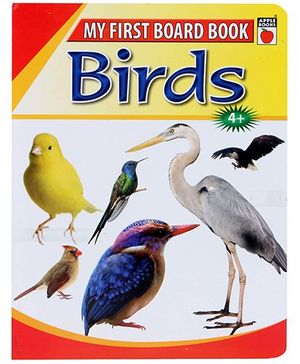 Apple Books - My First Board Book Birds