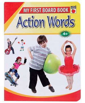 Apple Books - My First Board Book Action Words