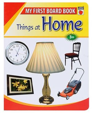 Apple Books - My First Board Book Things At Home