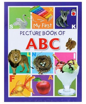 Apple Books - My First Picture Book Of ABC