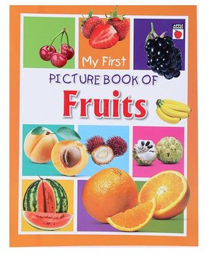 Apple Books - My First Picture Book Of Fruits