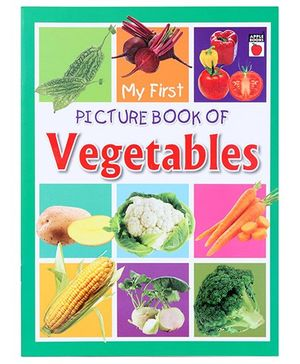Apple Books - My First Picture Book Of Vegetables