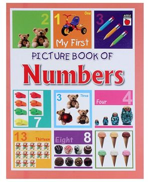 Apple Books - My First Picture Book Of Numbers