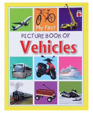 Apple Books - My First Picture Book Of Vehicles