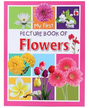 Apple Books - My First Picture Book Of Flowers