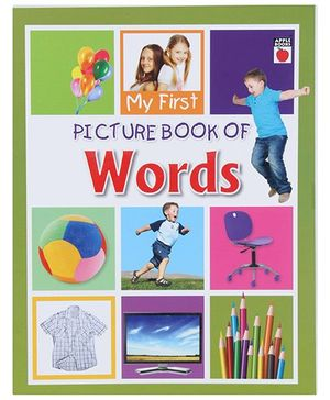 Apple Books - My First Picture Book Of Words