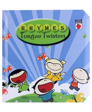 Apple Books - Rhymes Tongue Twisters