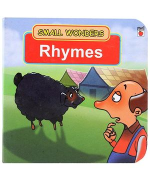 Apple Books Small Wonders Rhymes - English