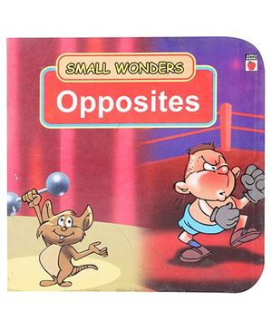Apple Books - Small Wonders Opposites