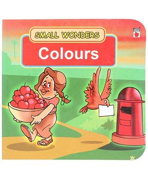 Apple Books Small Wonders Colors - English