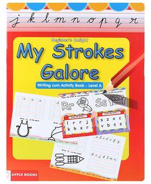 Apple Books - My Strokes Galore Book Level A