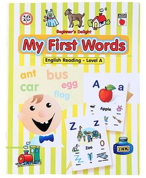 Apple Books My First Words Book - English