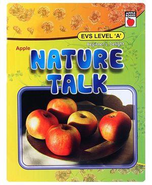 Apple Books Nature Talk Children Book - English