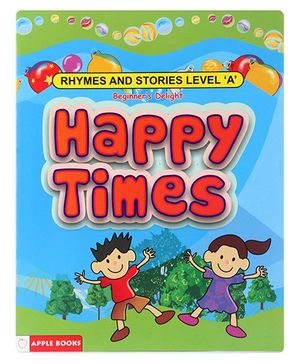 Apple Books - Happy Time Books Level A
