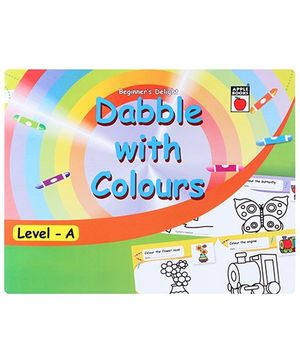 Apple Books - Dabbles with Colors Level A
