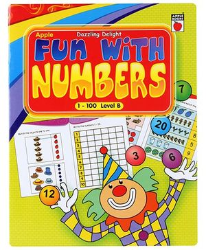 Apple Books One Fun with Numbers Book - English