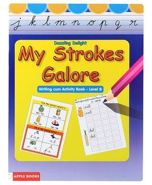 Apple Books - Strokes Galore Book Level B