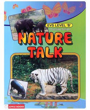 Apple Books Nature Talk Children Book  EVS Level B - English