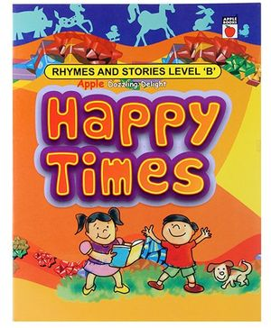 Apple Books - Happy Time Books EVS Level B