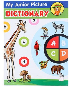 Apple Books - My Junior Picture Dictionary Book