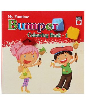 Apple Books - My Funtime Bumper Coloring Book 1