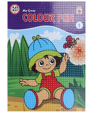 Apple Books - My Crazy Color Fun 1 Book