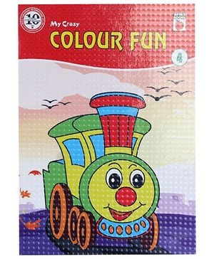 Apple Books - My Crazy Color Fun 4 Book