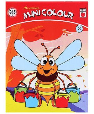 Apple Books - My Creative Mini Color Book 3