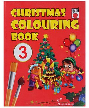 Apple Books - Christmas Coloring Book 3