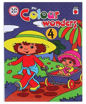 Apple Books - My Color Wonder 4