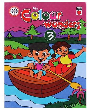 Apple Books - My Color Wonder 3