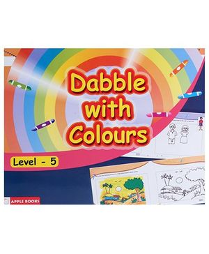 Apple Books - Dabbles with Colors Level 5