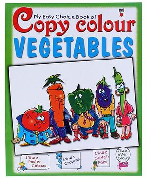 Apple Books - My Easy Choice Copy Color Vegetables