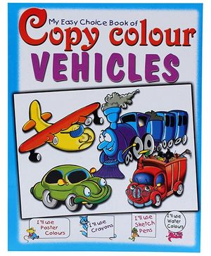 Apple Books - My Easy Choice Copy Color Vehicles