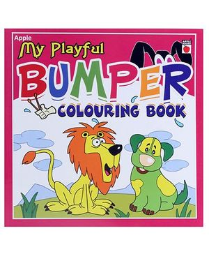 Apple Books - My Playful Bumper Coloring Book Yellow