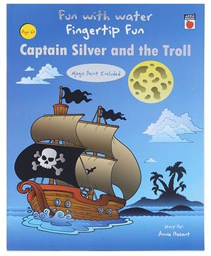 Apple Books - Fun With Water Fingertip Fun Captain Silver And The Troll Book