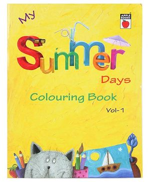 Apple Books - My Summer Day Coloring Book Volume 1