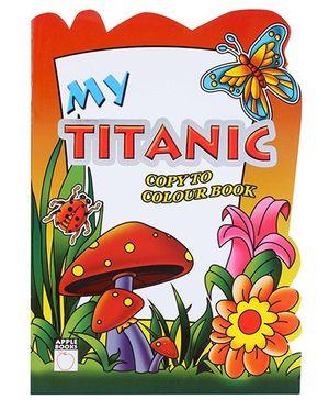 Apple Books - My Titanic Copy Color Book 1