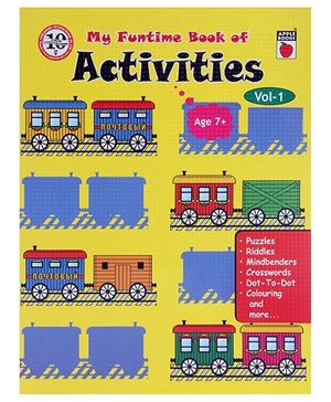 Apple Books - My Funtime Book Of Activities Volume 1