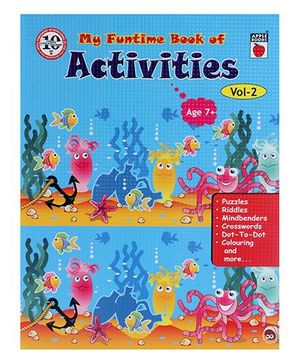 Apple Books - My Funtime Book Of Activities Volume 2