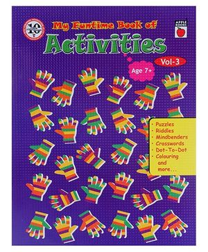 Apple Books - My Funtime Book Of Activities Volume 3
