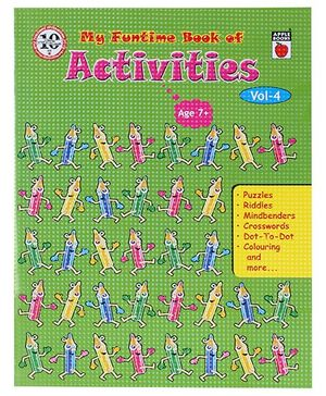 Apple Books - My Funtime Book Of Activities Volume 4