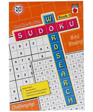 Apple Books - Word Search Sudoku Book 5