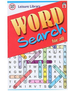 Apple Books Word Search For All Book - English