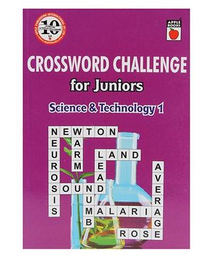 Apple Books - Crossword Challenge For Juniors Science And Technology Book 1