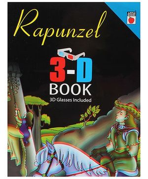 Apple Books - Rapunzel 3D Book