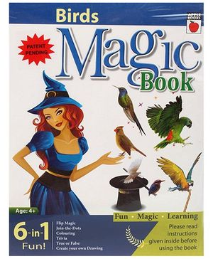 Apple Books - Magic Book Birds