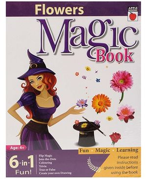 Apple Books - Magic Book Flowers