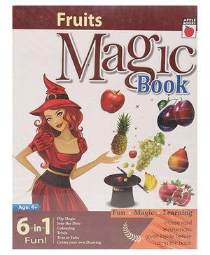 Apple Books Magic Book Fruits - English